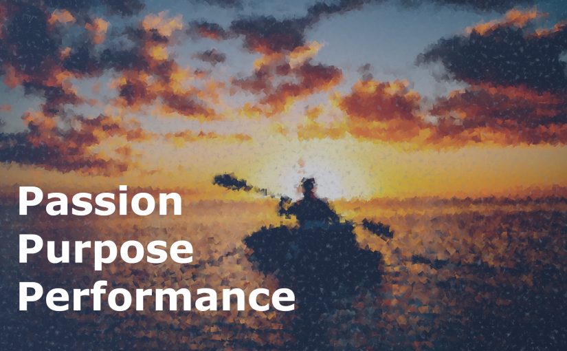 Passion Drives Performance